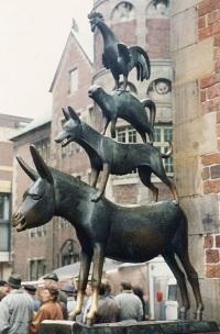 BremenStatue