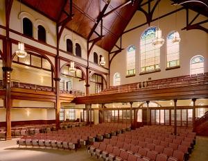 Bomberger Hall
